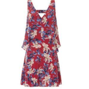 """Intermix """"Lisette"""" floral dress M"""
